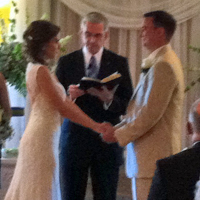 Wedding Photos: Annie and Josh, 8/10/13