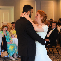 Wedding: Liz and Nakul at Gabriella's Manor, Greene, 6/3/17