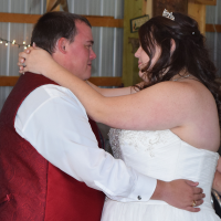 Wedding: Julia and Michael at The 1917 Ranch in Richfield Springs, 9/10/17