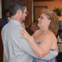 Anniversary: Kathy and Duncan's 25th at Drumlins, Syracuse, 6/23/18