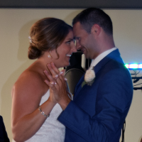 Wedding: Kara and Jordan at SKY Armory, Syracuse, 8/4/18