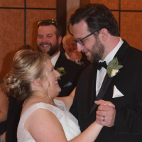 Wedding: Stacy & Alex at Craftsman Inn, Fayetteville, 5/18/19