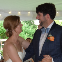 Wedding: Bianca and Garrett in Hamilton, 7/20/19