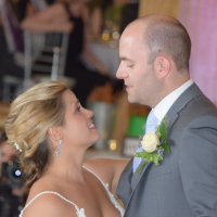 Wedding: Erin and Tim at Marriott Syracuse Downtown – Persian Terrace, 8/17/19