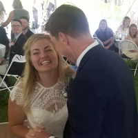 Wedding: Jessie and Matt in Marcellus, 8/10/19