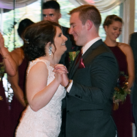 Wedding: Sarah and Andy at Daniele at Valley View, Utica, 9/28/19