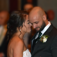 Wedding: Molly and Frank at The Cannery, Vernon, 12/28/19